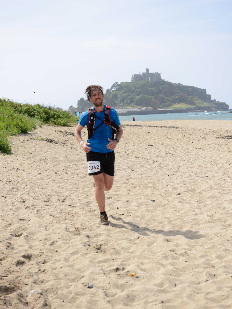 Dave Cudby Cornwall Running Guide