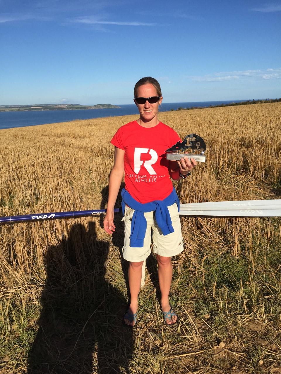 Wendy Chapman Cornwall Running Guide
