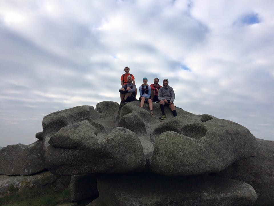 Cornwall Running Guides guided group